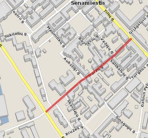 Darzu Street