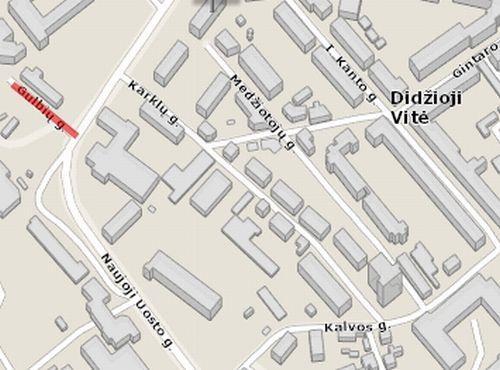 Gulbiu Street
