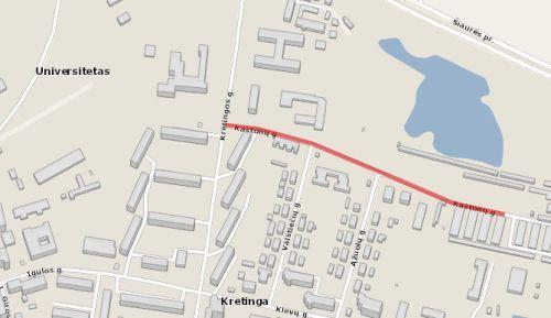 Kastonu Street