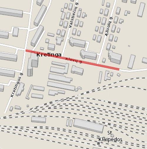 Klevu Street