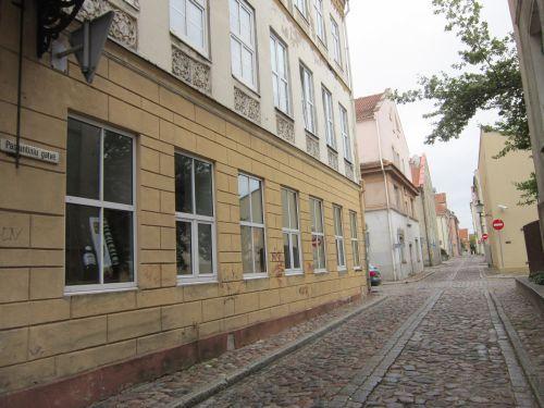 Pasiuntiniu Street