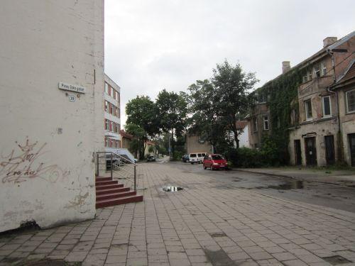 Pievu Tako Street