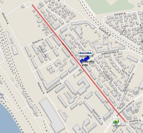Sportininku Street
