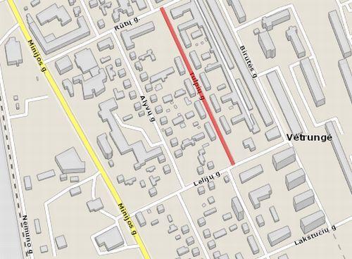 Tulpiu Street
