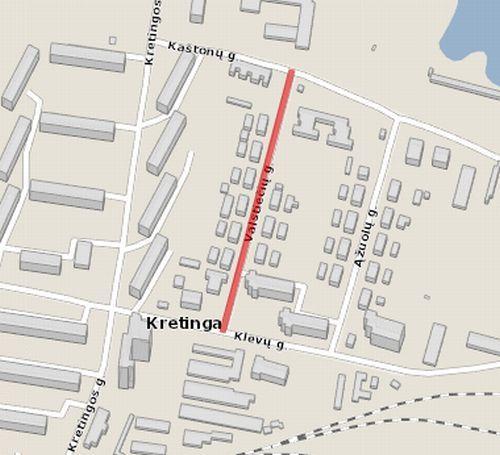 Valstieciu Street