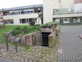 A bunker