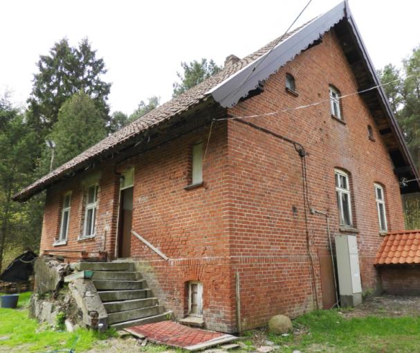 Alksnynės sodybos pastatų komplekso namas