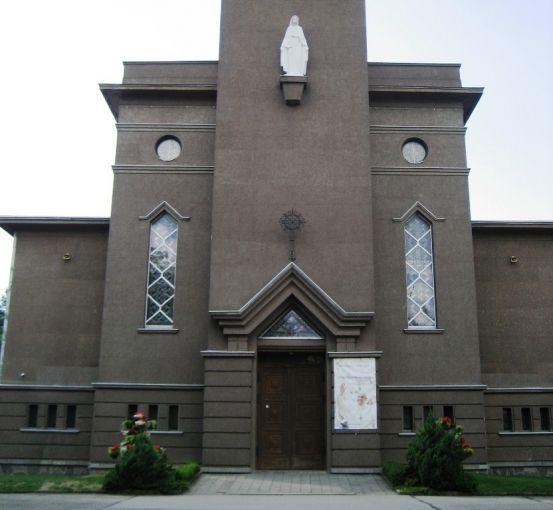 Klaipėdos Švč. Mergelės Marijos, Taikos Karalienės bažnyčia