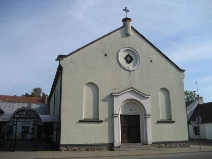 Klaipėdos Kristaus Karaliaus bažnyčia