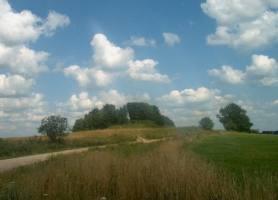 Žardės, Kuncų piliakalnis su gyvenviete, 2002 m.