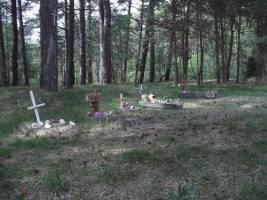 Melnragės kaimo antrosios senosios kapinės