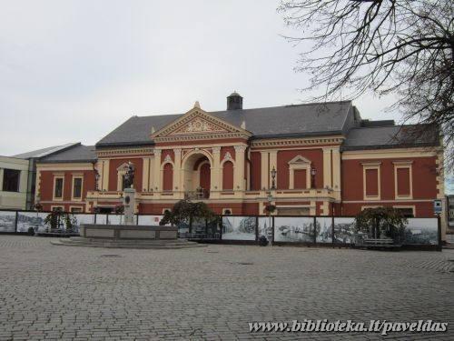 Teatro g. 2, 2013 m.