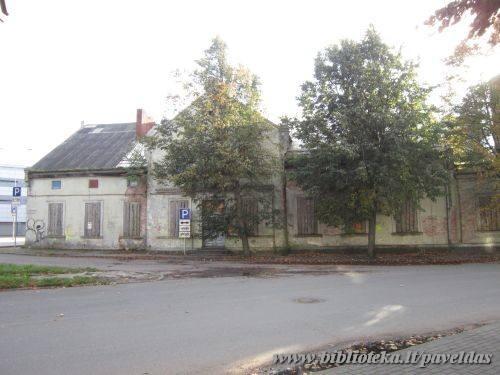 Kuliu Vartu Str. 14, 2012.