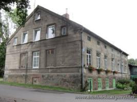 Komplex des Hofes Paupio sog. Hofes Bachmanns, 2012.