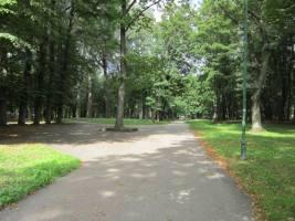 Alter Friedhofkomplex der Stadt Klaipeda