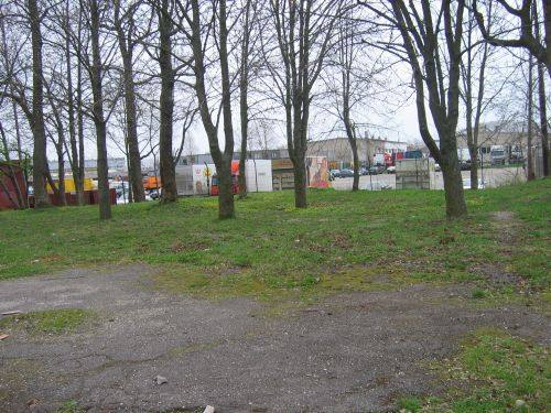 I. alten Friedhof des Hofes Sendvaris