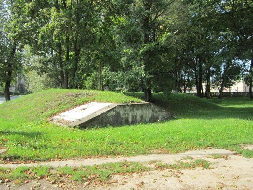 III. Bunker der Stadt Klaipeda, 2014.