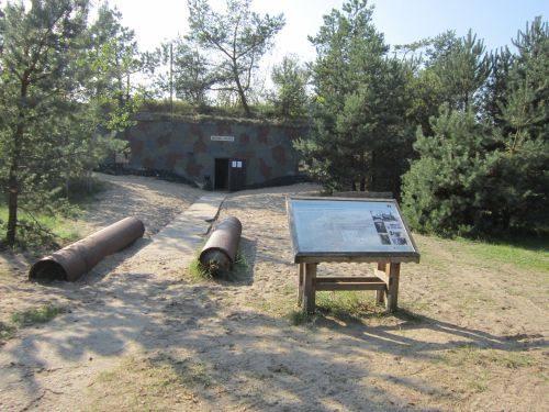 Die Batterie von Kukuliskes (Karkle), 2014