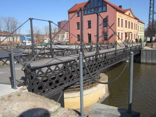 Die Drehbrücke, 2013.