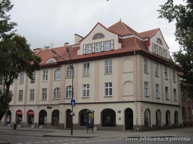 7 Lietuvininku St. 2014.