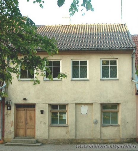 Complex of Houses (5, 7, 9, 11, 13 Aukstoji St.) 2002.
