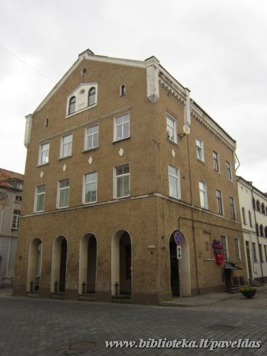 Complex of Buildings (3, 5 Jono St., 5 Tiltu St.) 2014.