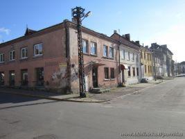 Complex of Buildings (4, 6, 7, 9, 11, 13, 15, 17, 21, 23  Turgaus Sq.) 2014.