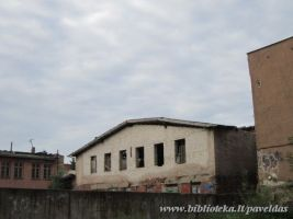 Complex of the buildings of the distillery-brewery plant (38 H. Manto St., 25 Sauliu St.) 2014.