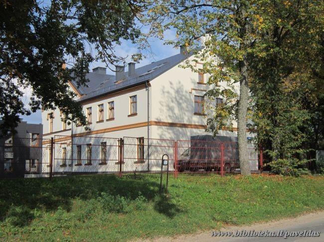 Small Tauralaukis Manor House (5, 7, 10, 16 Klaipedos St., 2 Dvaro St., 1 Pajurio St.)