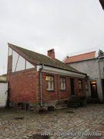 House and warehouse complex (2 Didziojo vandens St.)