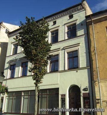 House complex (6 Turgaus St. , 5 Tomo St.)