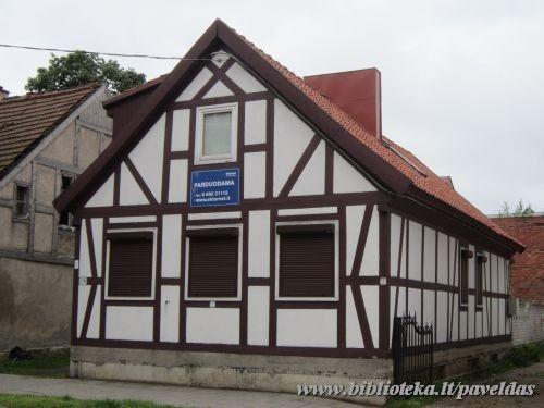 Inn building complex (27, 27A Puodziu St.)