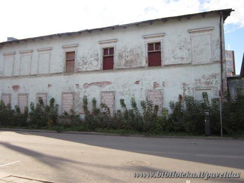 District Hospital Complex (14 Kuliu Vartu St)